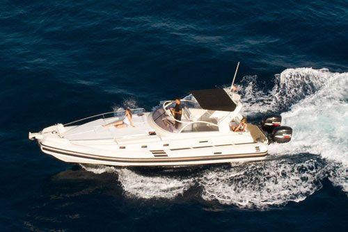 Opera 33 Private Boat