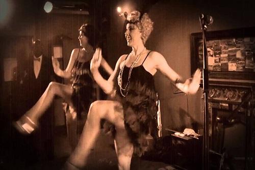 1920s Dance Class