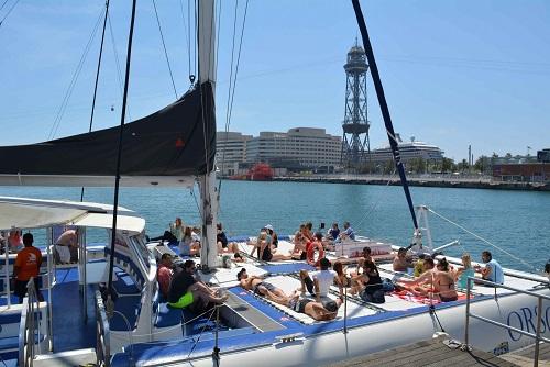 2-hour Catamaran Cruise