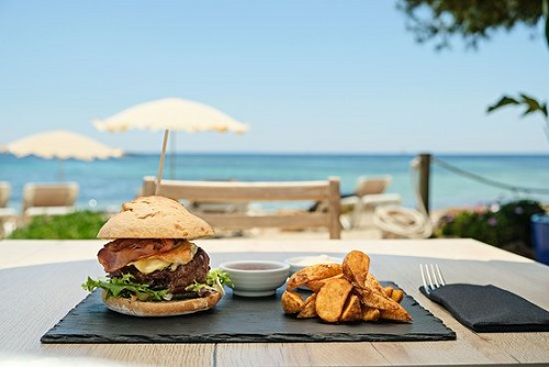 3 Course Beachfront Meal