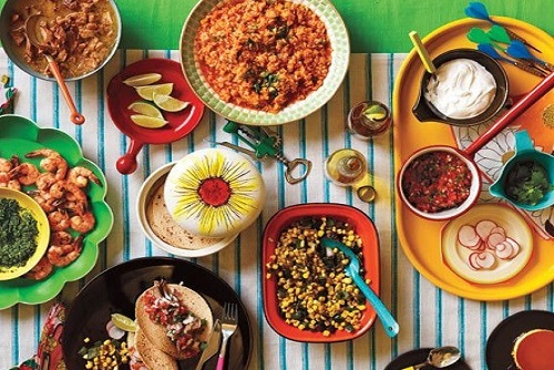 3 Course Mexican Meal