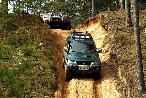 4X4 Road Safari