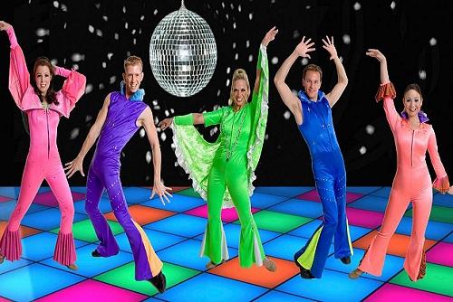 ABBA Dance Class