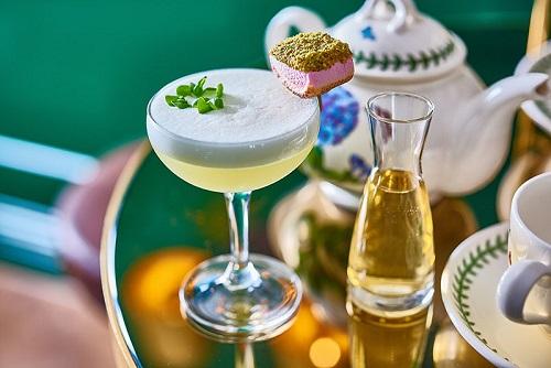 Afternoon Tea & Cocktails