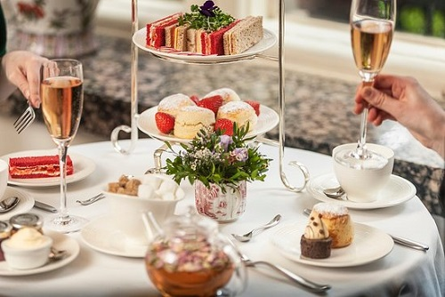 Afternoon Tea & Prosecco