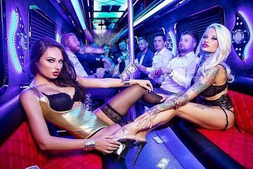 Airport Pickup VIP Stripper