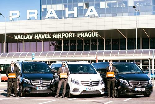 Airport transfers private Prague