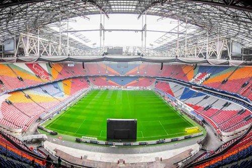 AJAX Stadium Tour