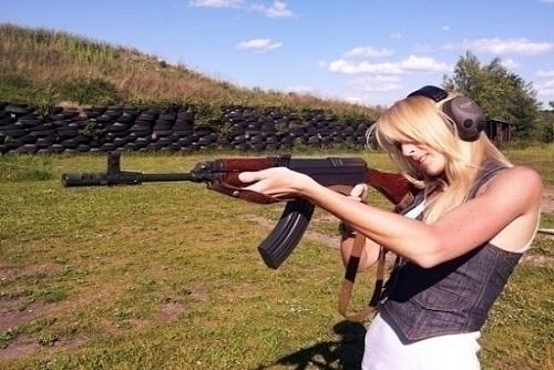 AK47 Shooting PLUS