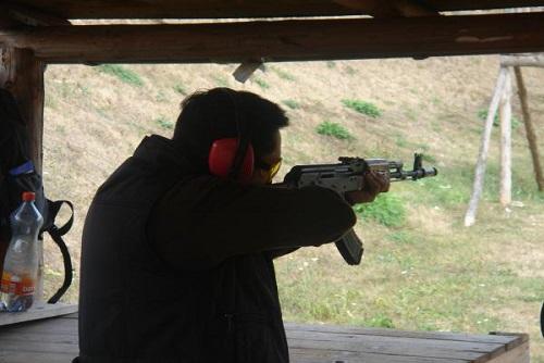 Ak47 Shooting