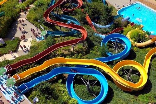 Aquarena Waterpark