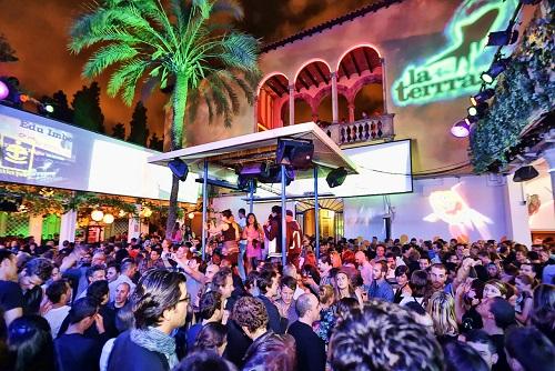 Barcelona Night Club Entry
