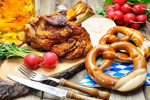 Bavarian Feast