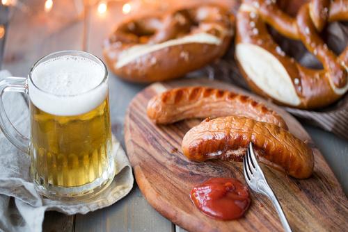 Beer & Sausage Tour