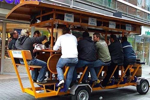 Beer/Prosecco Bike