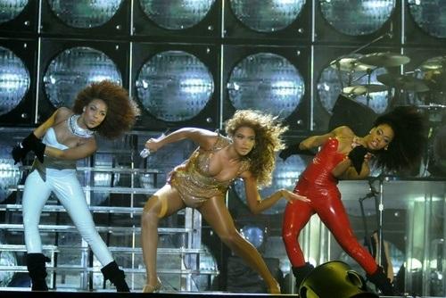Beyonce Dance Class