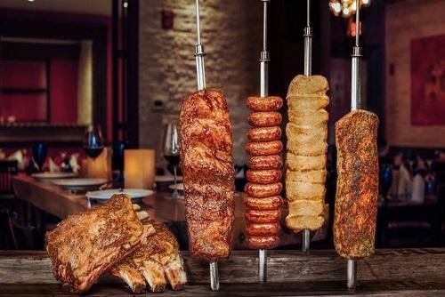 Brasilian Rodizio Meat Restaurant
