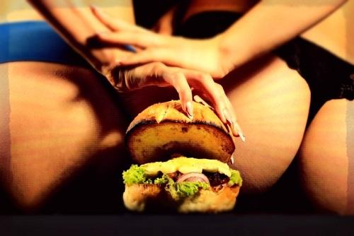 Burger Meal & Strip!
