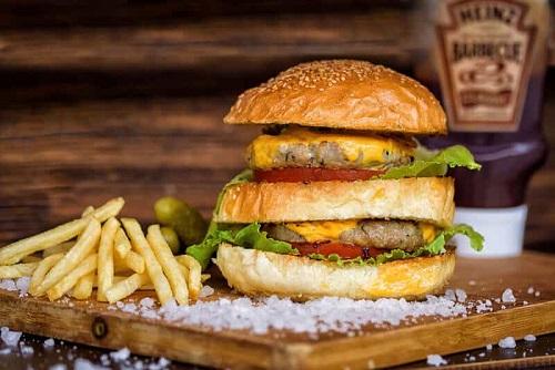 Burger & Strip