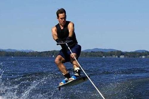 Cable Skiing