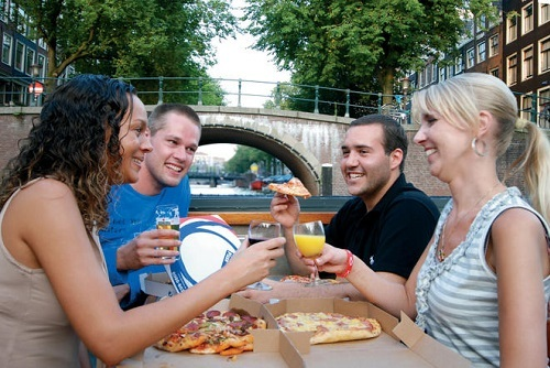 Canal Pizza Cruise