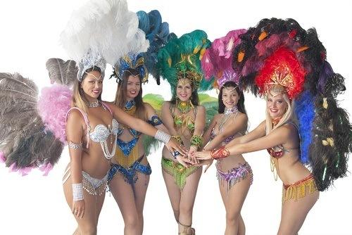 Samba Carnival Dance Lesson