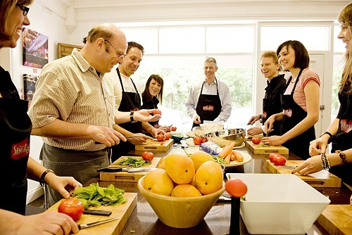 Gourmet Cooking Class