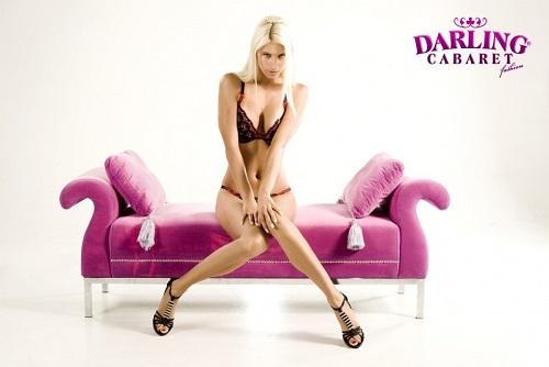 Darling Cabaret Entrance