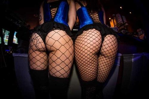 Double Strip Show