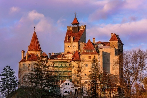 Dracula's Castle and Brasov