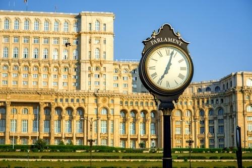 Tour of Bucharest & Palace Visit
