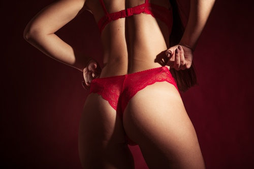 Female Stripper