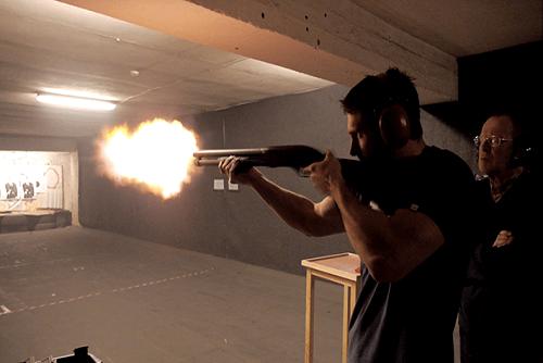Firearms Shooting