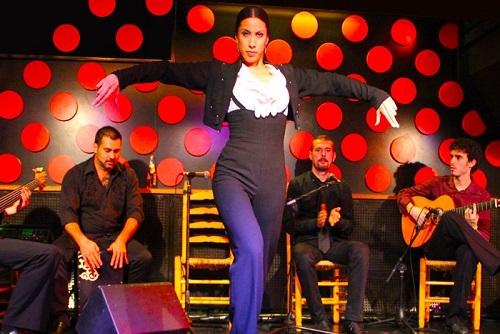 Flamenco Show & Tapas Meal