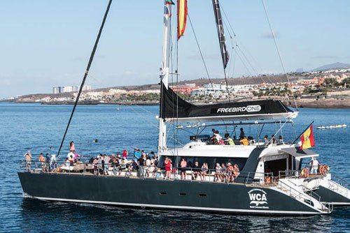 Freebird Catamaran Cruise