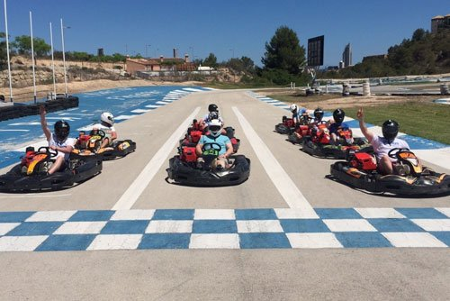Gran Prix Outdoor Karting & BBQ