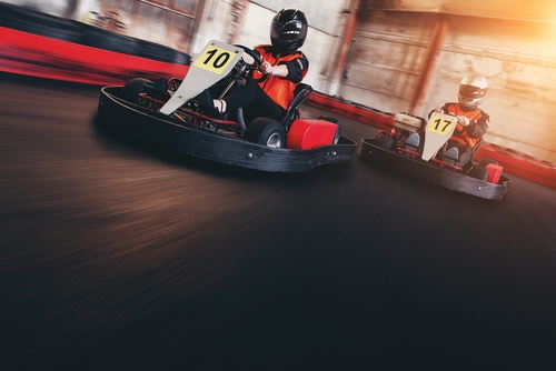 Go Karting Mini Gran Prix