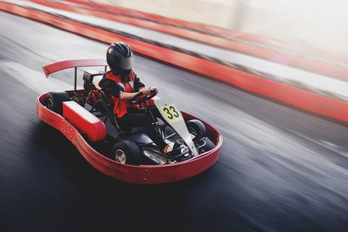 Go Karting Open Timed Race
