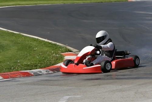 Outdoor Go-Karting