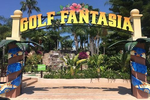 Golf Fantasia Mini Golf