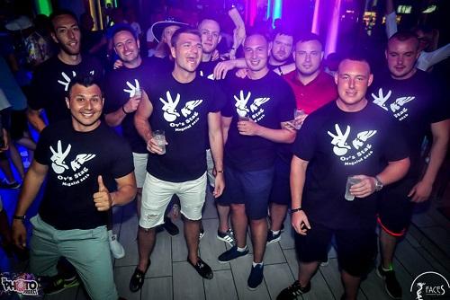 Group Bar Crawl