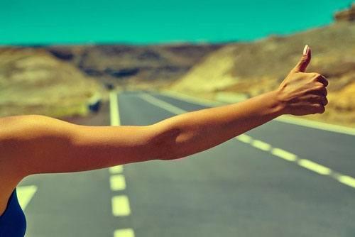 Hitchhiker Stripper