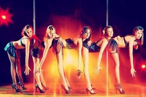 Hot Like Me Dance Class