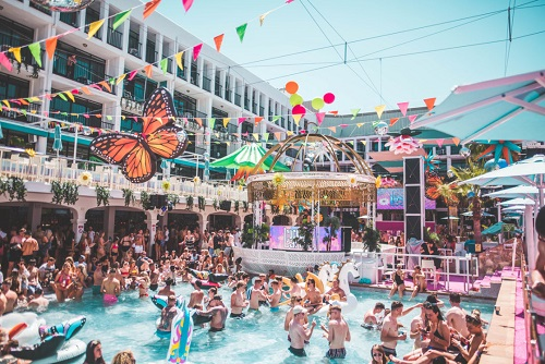 Ibiza Rocks Pool Party