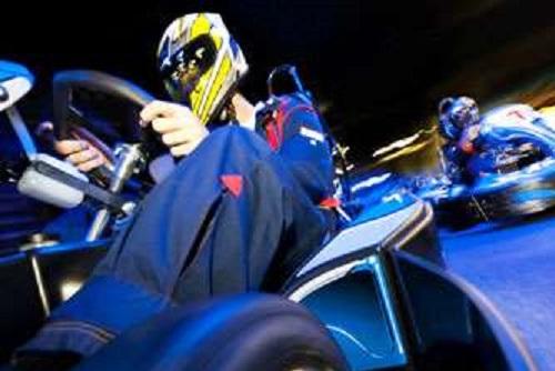 Go Karting Grand Prix - Indoor