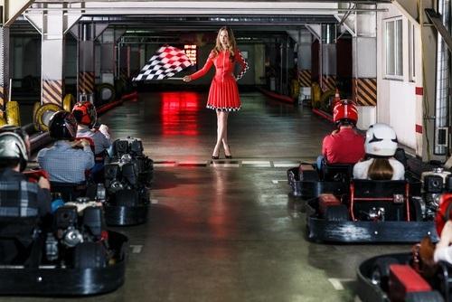 Go-Karting Indoors