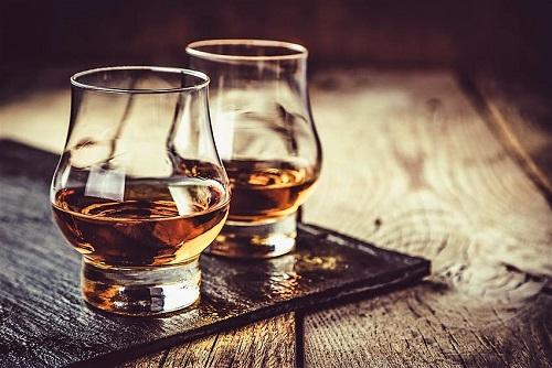 Irish Whiskey Tasting Experience