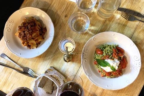Italian Meal Night