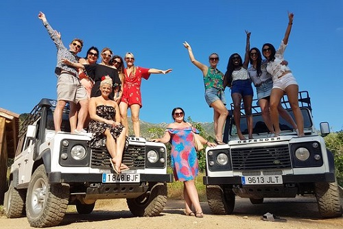Jeep Day Safari