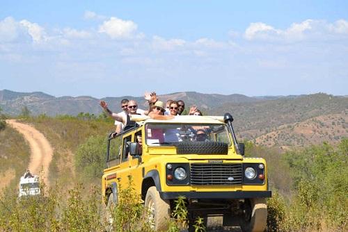 Full Day Jeep Safari